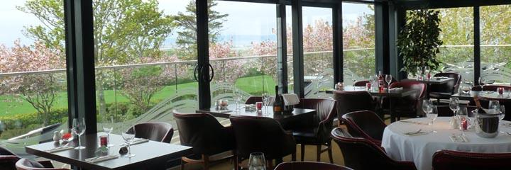 The Restaurant At Highgrove House Hotel
