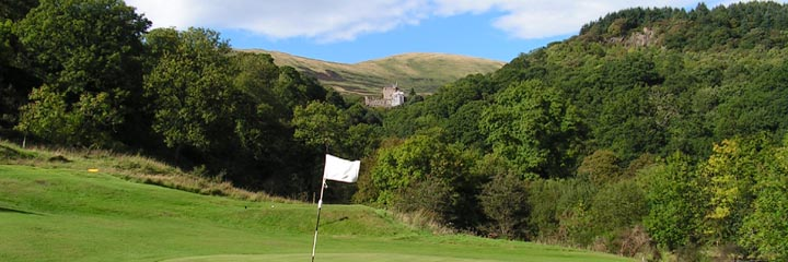 A view of Dollar Golf Club