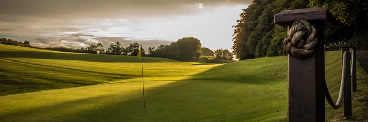 A view of Kirkcaldy Golf Club